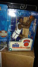 McFarlane NBA Hardwood Classics Series 1 WILLIS REED Knicks White Jersey MIP