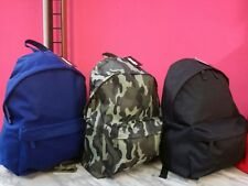 ZAINO ZAINETTO EASTWEST COLORATO UOMO DONNA SCUOLA tipo eastpack H 41cm