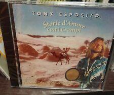 TONI ESPOSITO - STORIE D'AMORE CON I CRAMPI - CD SIGILLATO (SEALED)
