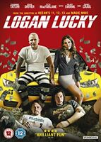 Logan Lucky [DVD] [2017] [DVD][Region 2]