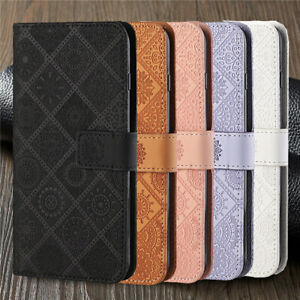 For Samsung A12 A21S A32 A42 5G A50S A71 Flip PU Leather Wallet Stand Case Cover