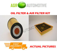 PETROL SERVICE KIT OIL AIR FILTER FOR VAUXHALL INSIGNIA 1.8 140 BHP 2008-13