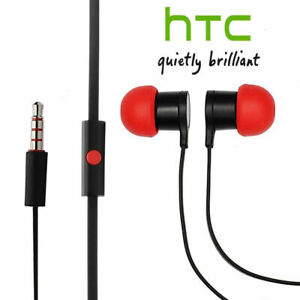 NEW ORIGINAL GENUINE HTC® RC E295 IN EAR HEADPHONES HANDSFREE HEADSET M7 M8 M9