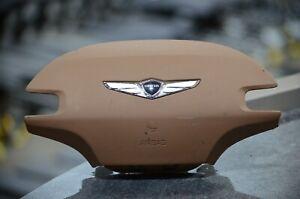 2021 2022 Genesis G80 Driver Steering Wheel Airbag Beige Tan OEM