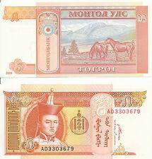 Mongolei / MONGOLIA - 5 Togrog 2008 UNC - Pick 61b