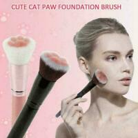 Beauty Make up Tool Cat Paw Faser Make up Foundation Pinsel Pinsel Conceale E1L8