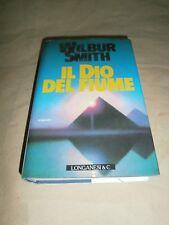 Wilbur Smith, Il dio del fiume, Longanesi - 1^ edizione 1993