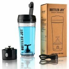 Hot Rechargeable Protein Shaker Electric Whey Bottle Sports Water Gym 450ml/16oz