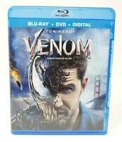 Venom (Bilingual) Blu-ray + DVD (2019) REGION A