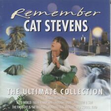 CAT STEVENS CD THE ULTIMATE COLLECTION 24 trax MOONSHADOW MATTHEW SON FIRST CUT