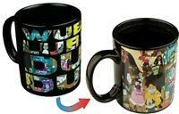 Rick and Morty - Group Shot Heat Change Coffee Mug-IKO1165