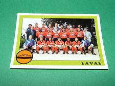 N°317 EQUIPE TEAM STADE LAVALLOIS LAVAL SL D2 PANINI FOOT 94 FOOTBALL 1993-1994