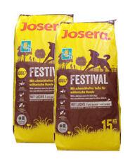 2x15kg Josera Emotion Festival  Hundefutter ***TOP PREIS***