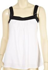 NWT WHITE HOUSE BLACK MARKET SHELL TOP SMALL