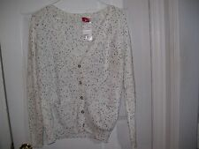 Divided H&M Cardigan Sweater Size 6 New With Tags