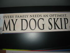 Theater Marquee Mylar My Dog Skip