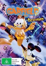 Garfield The Cat - Bewitched (DVD, 2016)