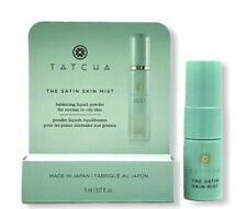 TATCHA The Satin Skin Mist Travel Size .17oz/5ml New Release New in Box
