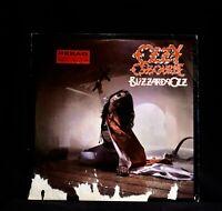 Ozzy Osbourne LP Blizzard of Ozz JET JZ 36812