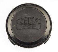 Zeiss IKon Bakelite Rear Lens Cap for Contax Rangefinder RF   #1