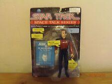 "Star Trek Space Talking Series Next Gen."" Q ""7""in. 1995 Figure Playmates Toys"