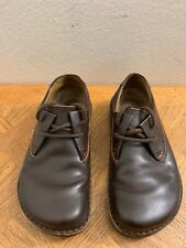 FOOTPRINTS Shoes BIRKENSTOCK Brown Leather Women's Size 37 / 6-6.5