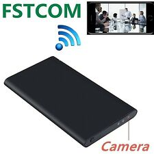 FSTCOM HD 1080P Hidden Spy Camera Wifi Wireless Remote Control Surveillance C...
