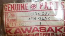 Kawasaki OEM new 4th drive shaft gear 13134-003 A1 Samurai H1 Mach III KH  #4708