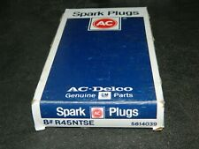 (8) NEW ACDELCO R45NTSE SPARK PLUGS 5614039