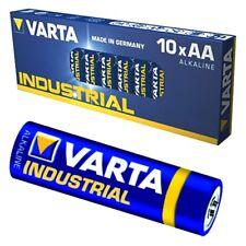 40x Batterien Mignon AA LR6 MN1500 VARTA 4006 Industrial Batterie