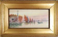 Antique Watercolor painting
