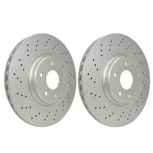 Front Brake Discs 330mm Mercedes W203 S203 C209 A209 180 200 230 240 2034211312