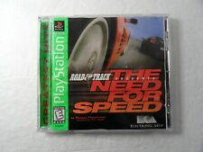 Road & Track Presents: The Need for Speed (Sony PlayStation 1, 1996) - Tested