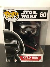 FUNKO POP STAR WARS EPISODE 7 KYLO REN COLLECTIBLE ACTION FIGURE BOBBLE HEAD TOY