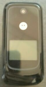 Motorola Parts W409G Black (Tracfone) Cell Phone Very Good Used Fast Ship Parts