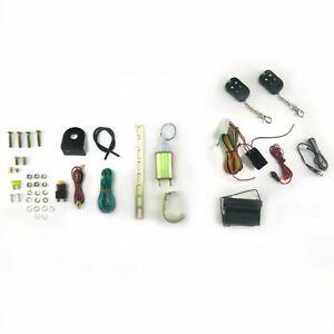 5 Function 15 Lbs Remote Shaved Door Popper Kit AutoLoc AUTSVPRO2 street hot rod