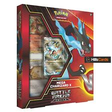 Pokemon Mega Charizard X Battle Arena Deck - TCG Cards EX