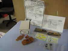 NEW, UNBUILT, M.A. Scale Models 966 Spyder Sunoco, #152, 1/43 Resin Kit