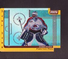 2000-01 Topps Stadium Club Hockey Beam Team #BT12 Patrick Roy 433/500 Avalanche
