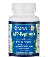 AFP-Peptizyde with DPP IV Activity, 90 Capsules - Houston Enzymes
