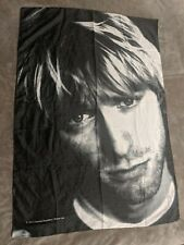 "Nirvana 29"" x 42"" Banner Rock Grunge Music Band Kurt Cobain Man-Cave Garage Flag"