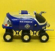 Bandai Beetleborgs Blue Stinger AV Vehicle 1997