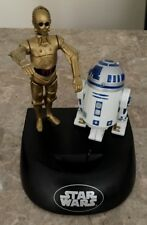 Star Wars C3PO & R2D2 Electronic Talking Bank Think Way Toys Vintage 1995 New