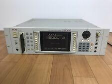 Akai S5000 Rack Mount Sampler in Excellent Condition With USB 136MB Ram