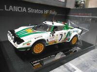 SUN STAR 1:18 LANCIA STRATOS HF RALLY 1977 SAFARI RALLY ART 4564
