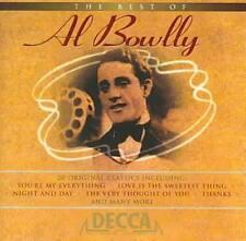 AL BOWLLY - BEST OF AL BOWLLY NEW CD