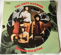 The Soft Machine VOLUME 1 AND 2 1973 Double LP GTT 2041/2 A1/B1 Graded Excellent