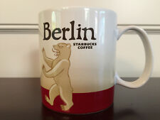 Starbucks Berlin Global Icon Collector Series City Coffee Mug 16 oz - New
