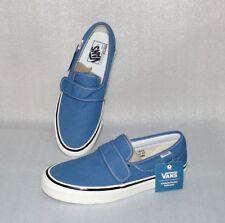 Vans UA Slip ON 47 V DX Canvas Herren Schuhe 42 US9 Freizeit Sneaker DT135 Blau