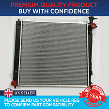 RADIATOR TO FIT KIA SORENTO MK2 2009 TO 2014 2.0 CRDi 2.2 CRDi FOR MANUAL CARS